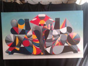Exposición Graffiti