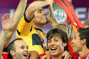 eurocopa 2012, final, victoria, celebrando