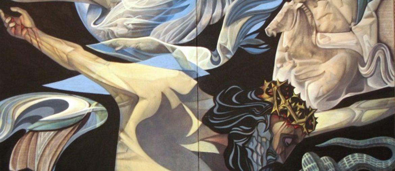 Pintura Delgado Montiel
