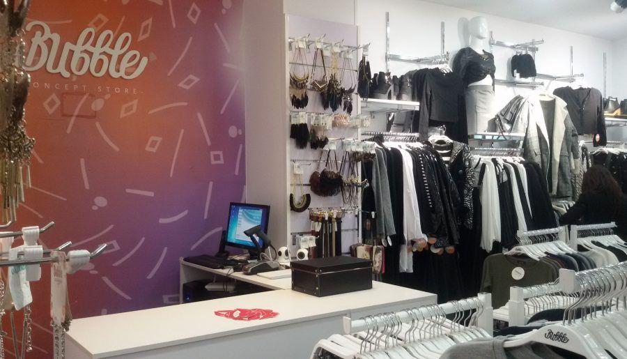 """Bubble Concept Store trae al centro de Sevilla su nueva tienda de moda con un concepto """"algo más que burbujeante"""""""