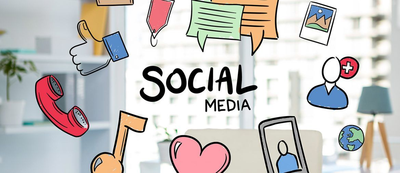 Social Media Composición