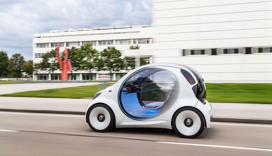 Así será el coche fantástico del futuro