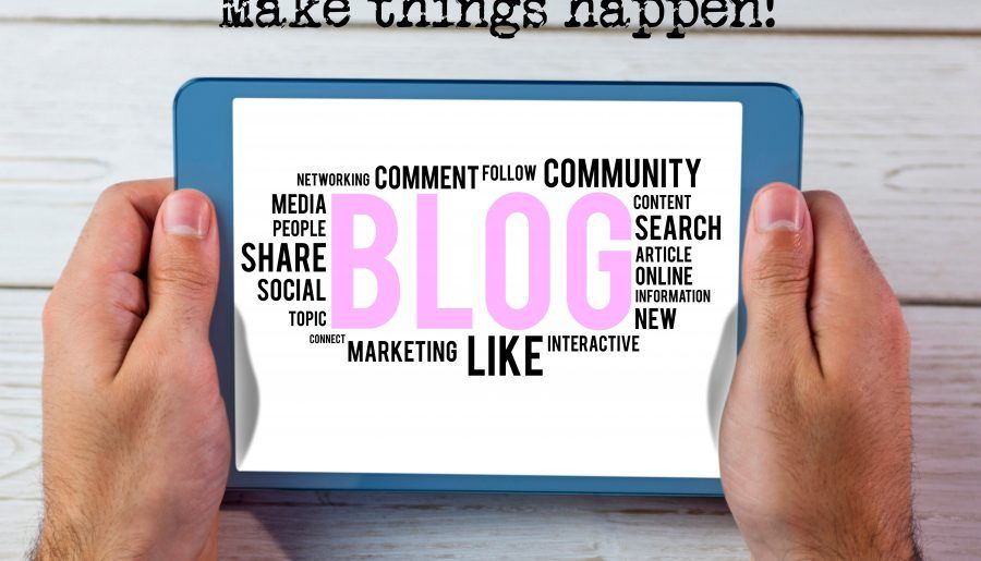 ¿Cómo adecuar tu blog al RGPD?